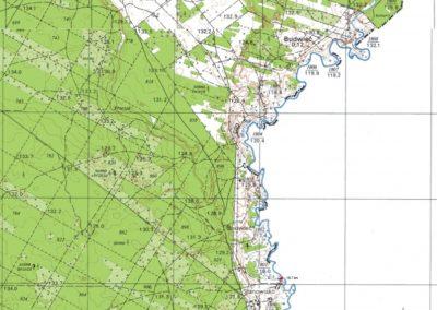 Rzeka Marycha - mapa